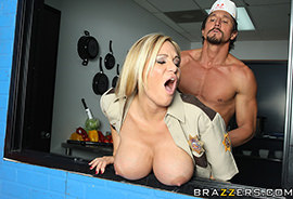 Brazzers - Highway Pussy Patrol